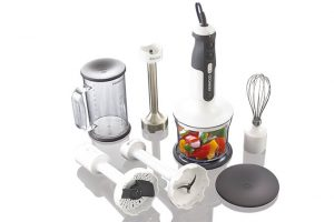 Kenwood Triblade Hand Blender HDP406WH Accessories