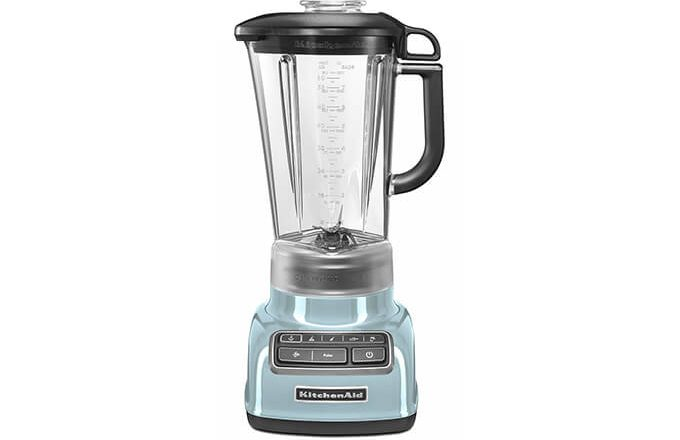 KitchenAid Diamond Blender KSB1586 Azure Blue 5KSB1586AAZ