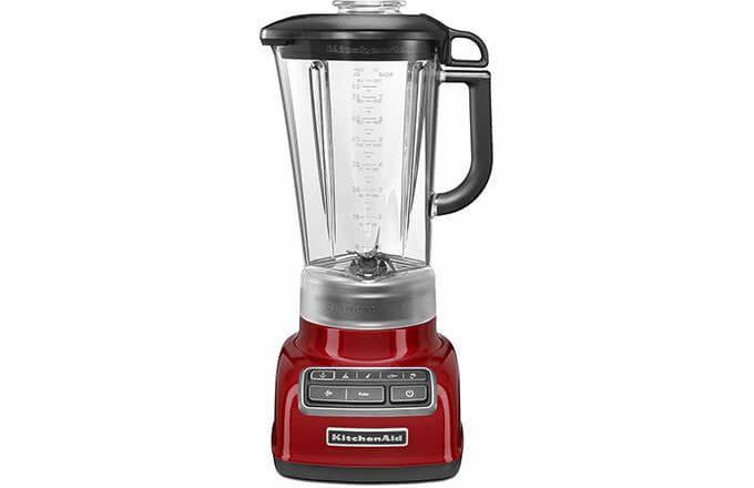 KitchenAid Diamond Blender KSB1586 Candy Apple Red 5KSB1586ACA