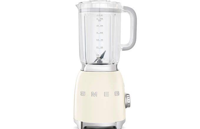 Smeg 50s Style Retro Blender BLF01CRAU Cream